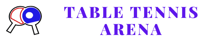 Logo of table tennis arena website