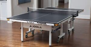 JOOLA Rally TL 700 table tennis table review