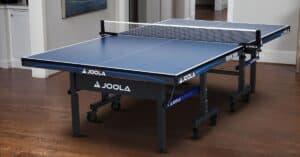 JOOLA tour 2500 table tennis table review